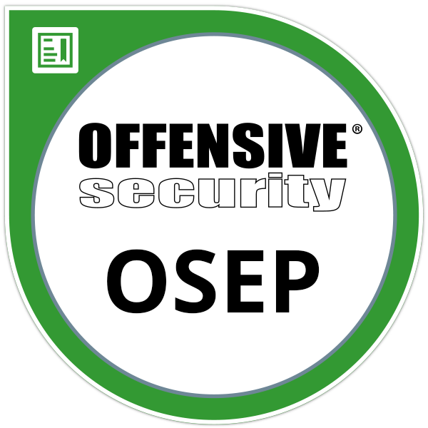 Offensive Security Experienced Penetration Tester
